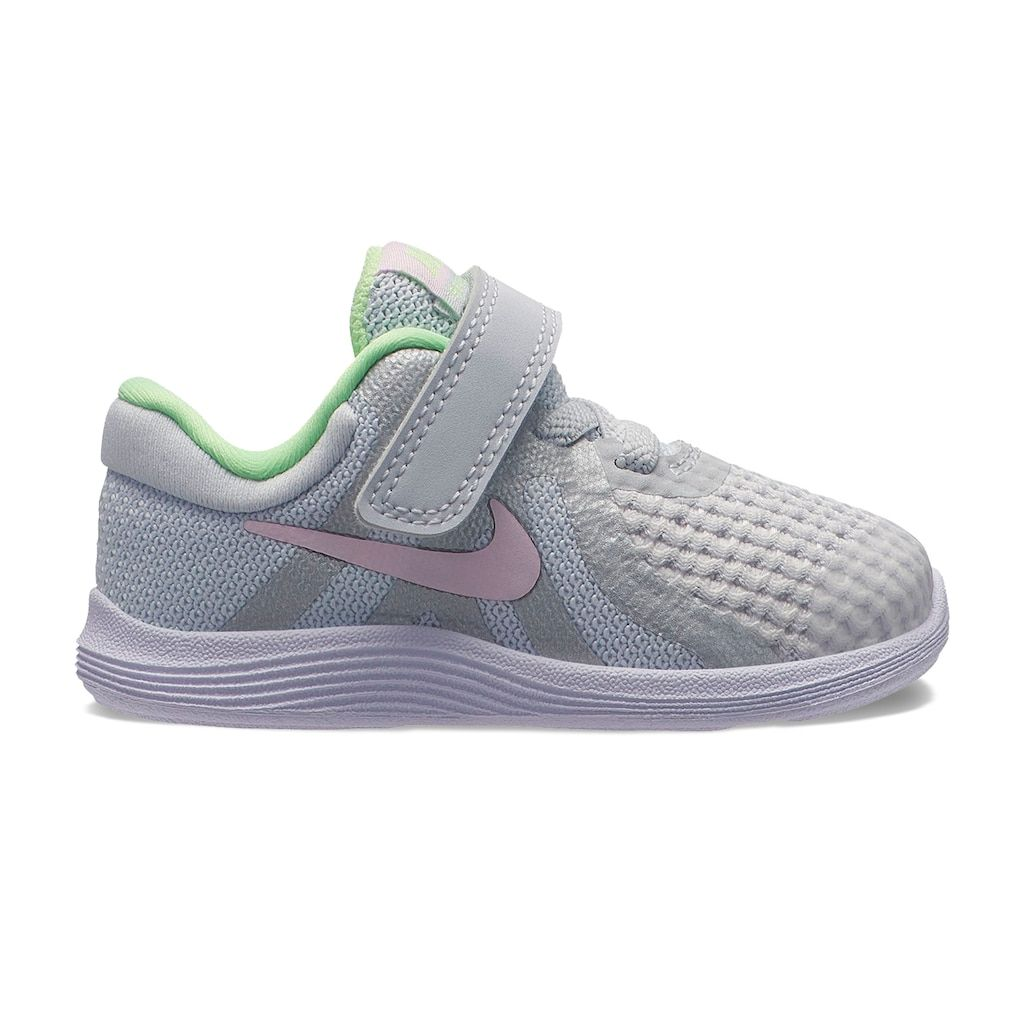 more photos 62be4 8c05a Nike Revolution 4 Toddler Girls  Sneakers, Size  4 T, Oxford