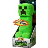 creeper that makes sounds