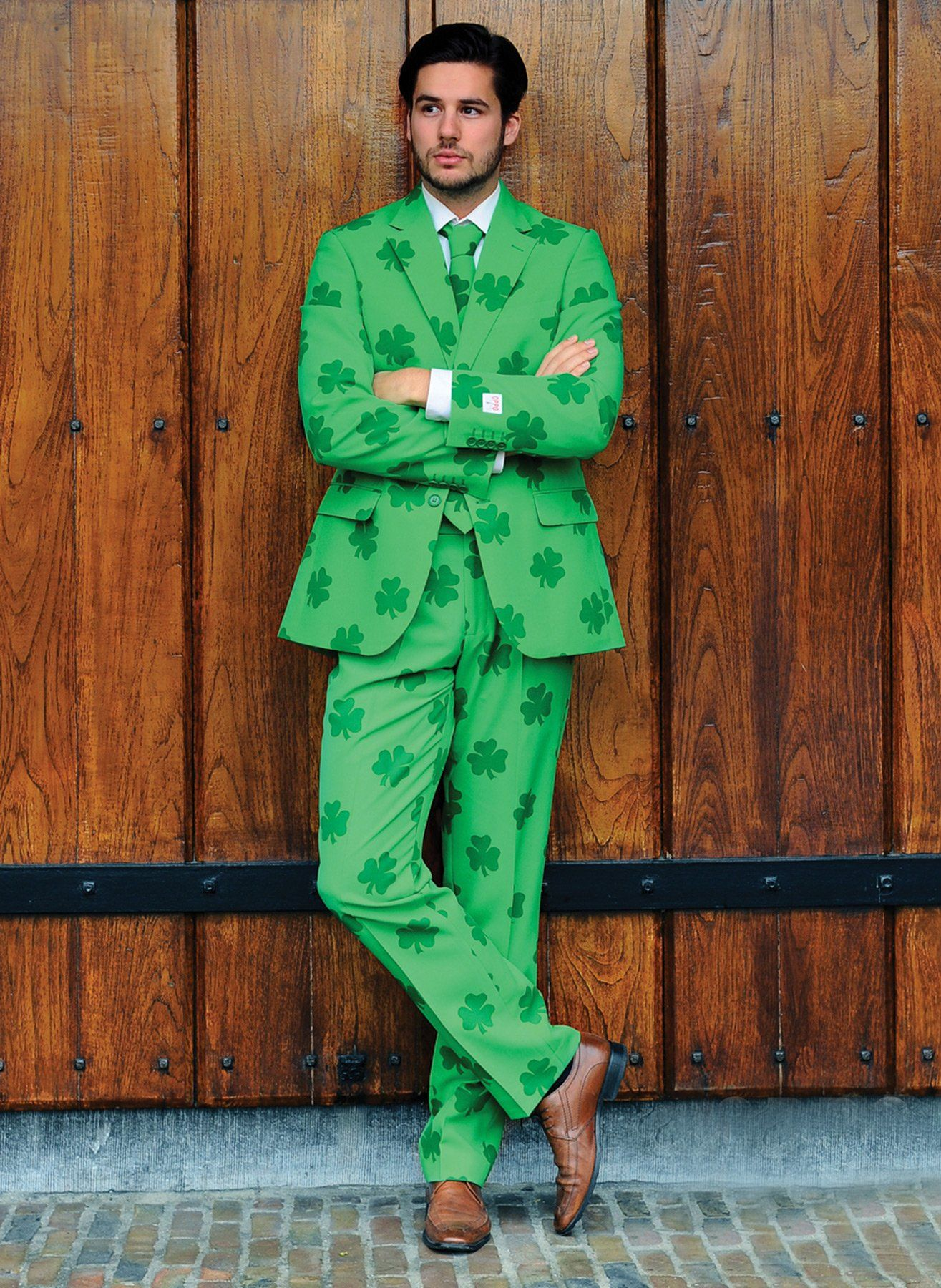 68d01fbe St Patrick Suit Size 38 Adult Costume | Products | St patrick's day ...
