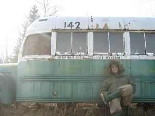 Christopher McCandless (1968 - 1992) #Intothewild