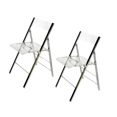 Clinton Folding Chair