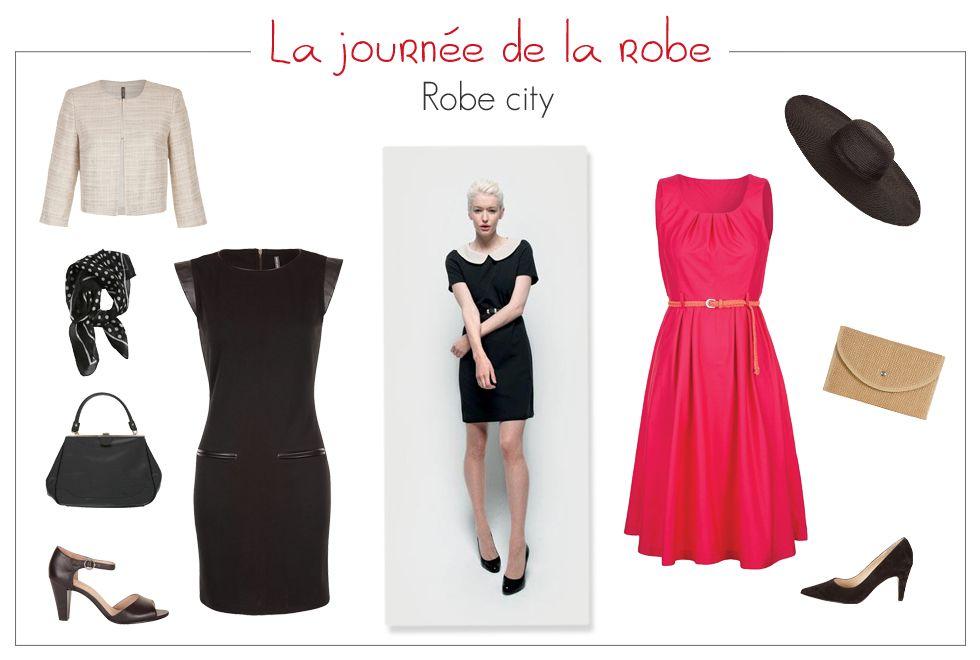 La journée de la robe - Robe city