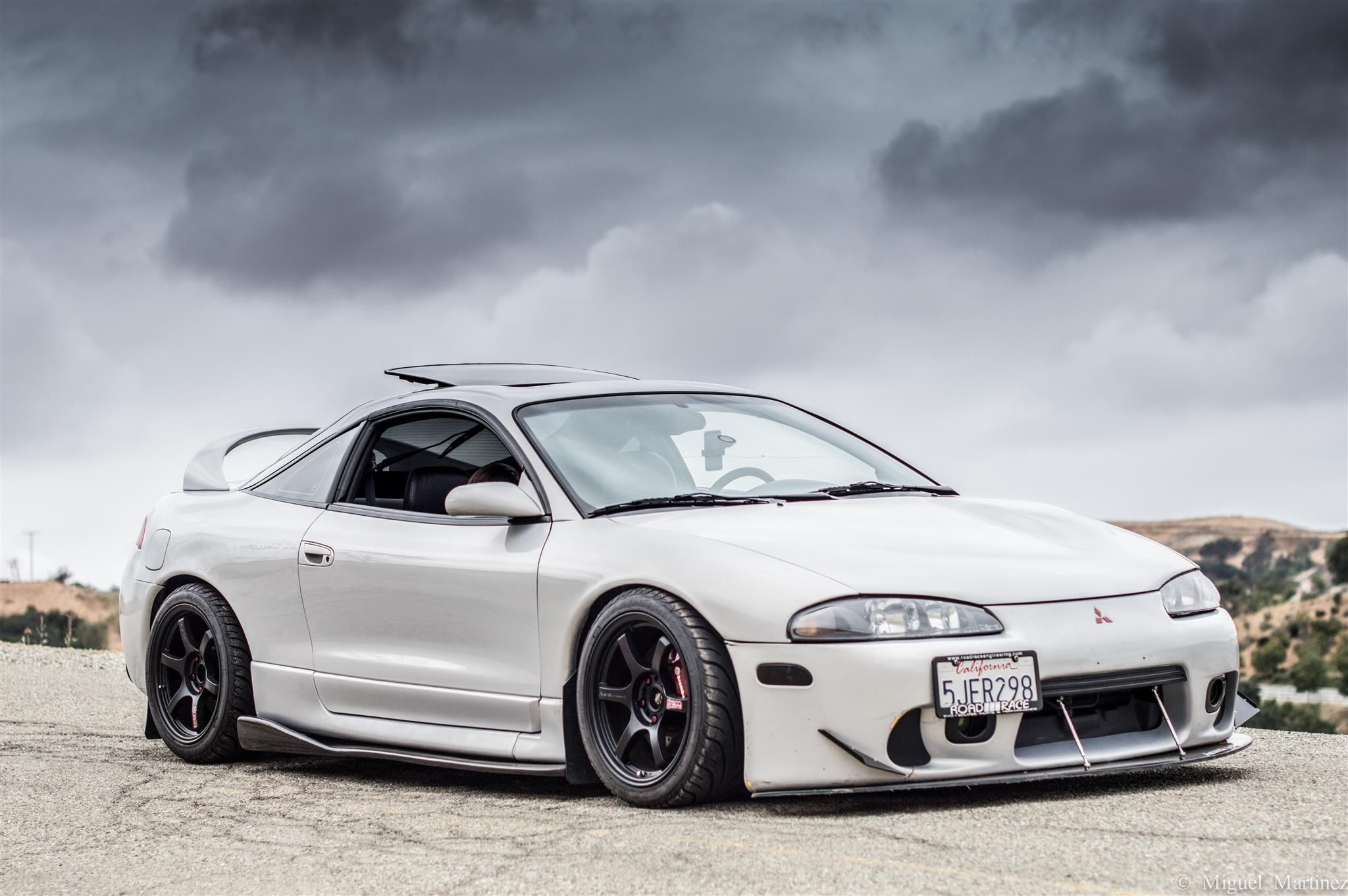1999 mitsubishi eclipse by miguel dsm click to view more photos and mod info custom. Black Bedroom Furniture Sets. Home Design Ideas
