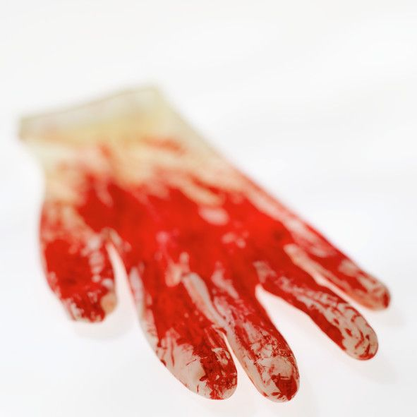 Fake Blood Recipes - some of these are glow in the dark and even edible!