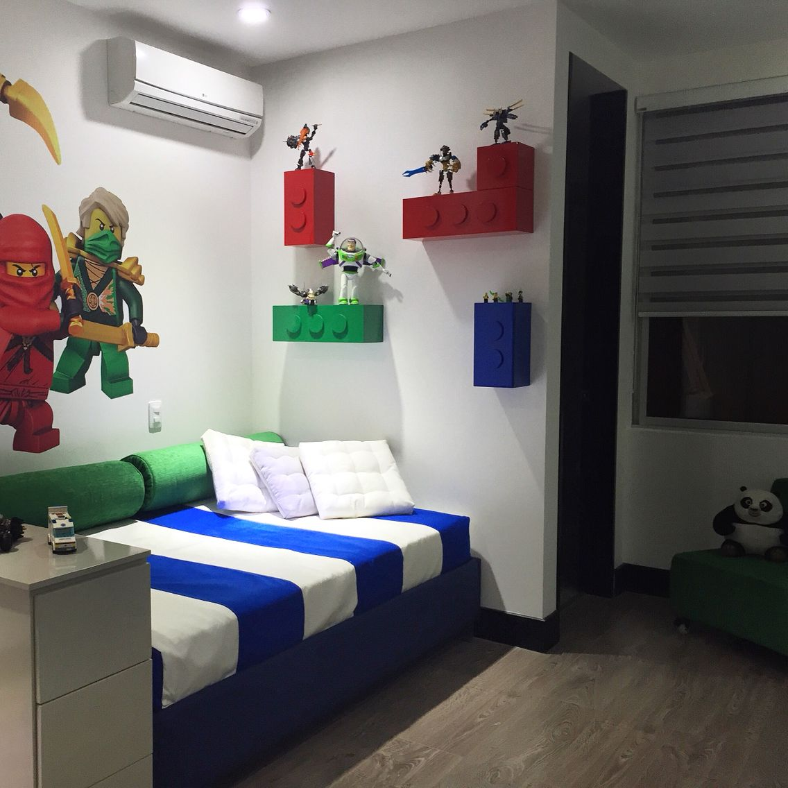 Lego bedroom … | Boys Bedroom Ideas | Pinterest | Lego bedroom ...