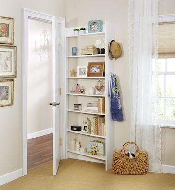 Behind Door Shelving & Cabidor - Behind The Door Wine Storage Cabinet