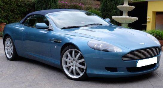 2005 Aston Martin Db9 Volante Luxury Convertible Sports