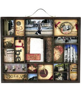 Travel Printer Trays Home Decor Fabric Projects Never