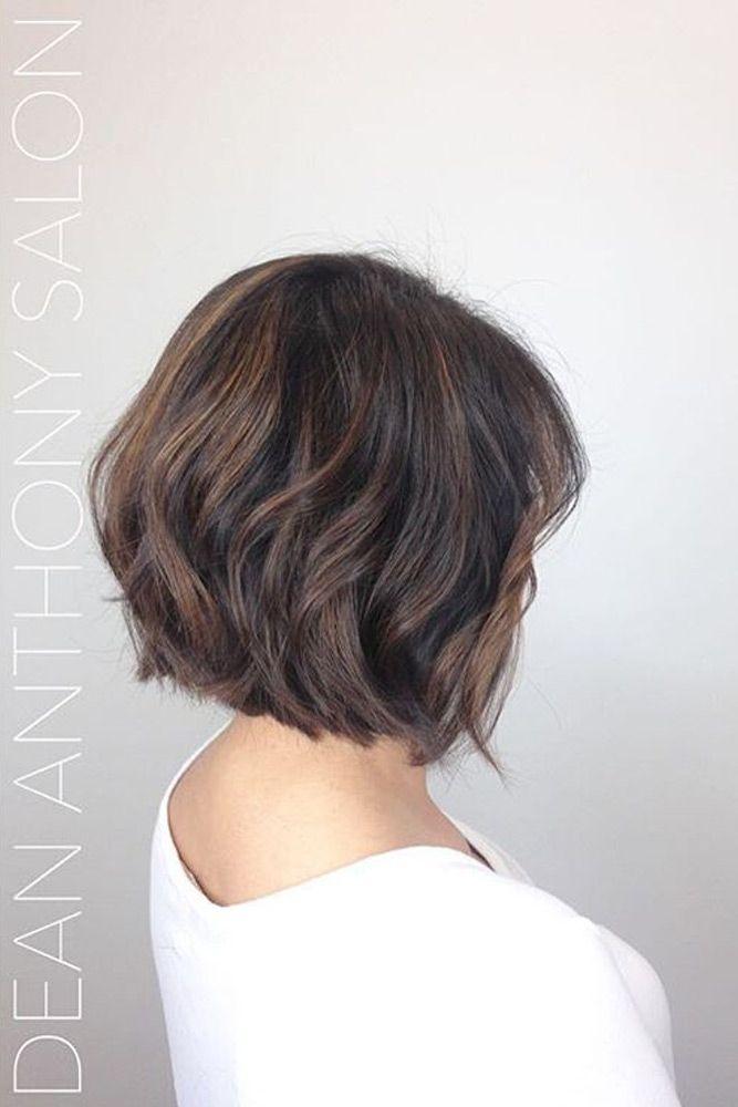 12 Adorable Stylish Short Haircuts For Thick Hair Stylish Short