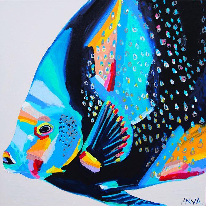 Fish anya brock artsyfartsy pinterest fish for Do fish make noise