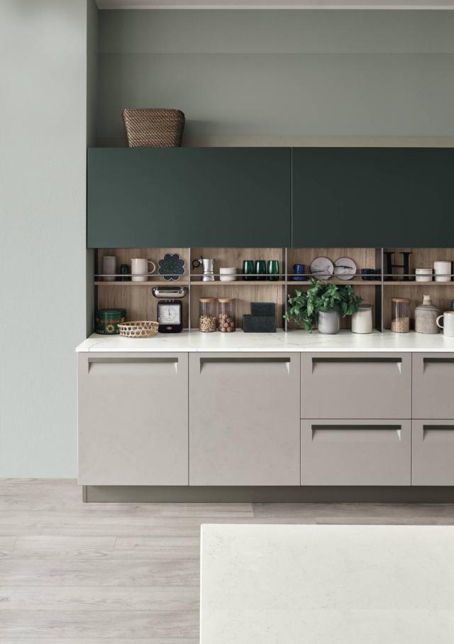 Relooking cucina con più funzionalità - Cose di Ca