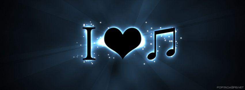Yo amo la musica Portada para facebook