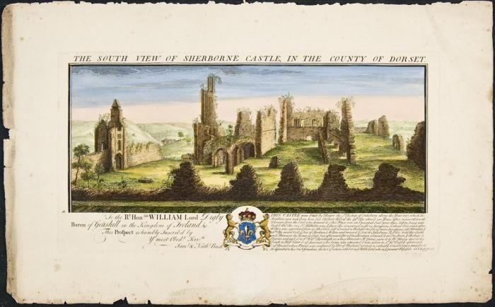 Sherbourne Castle Dorset