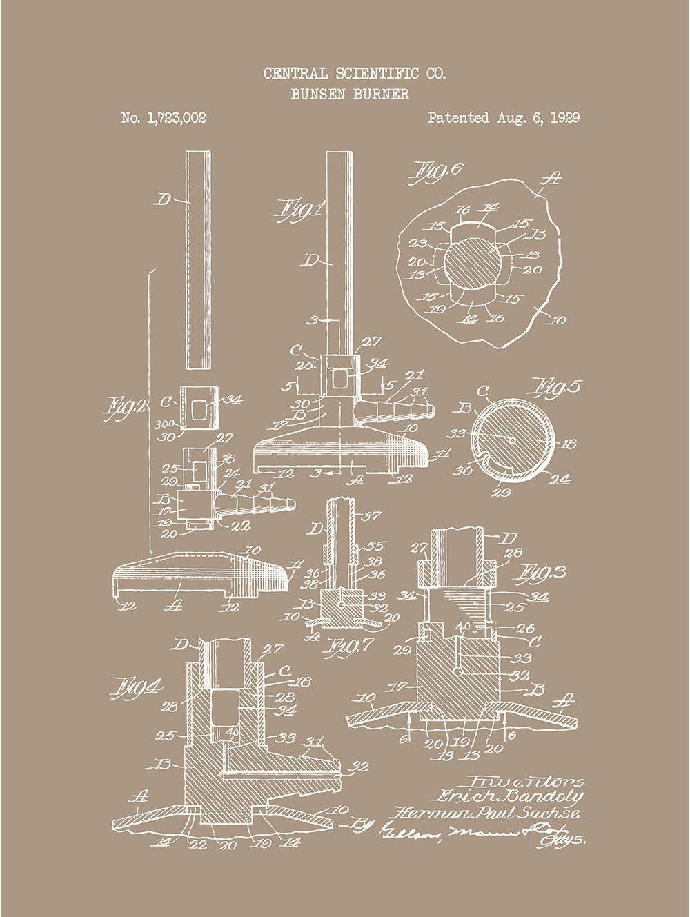 bunsen burner central scientific co 1929 products pinterest