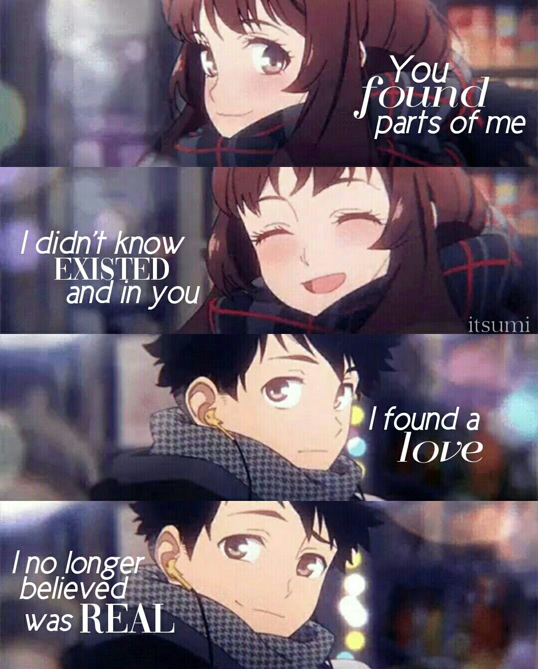 Sad Anime Quotes In Japanese