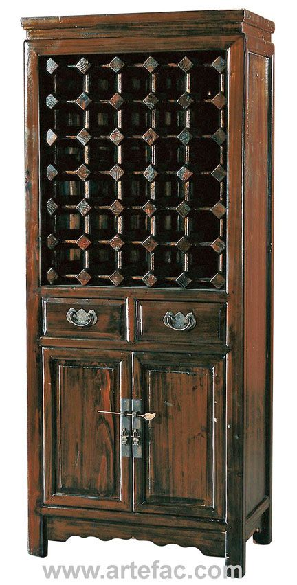 Antique Wine Cabinet, Nice! - Antique Wine Cabinet, Nice!!! Home Ll Pinterest Wine Cabinets