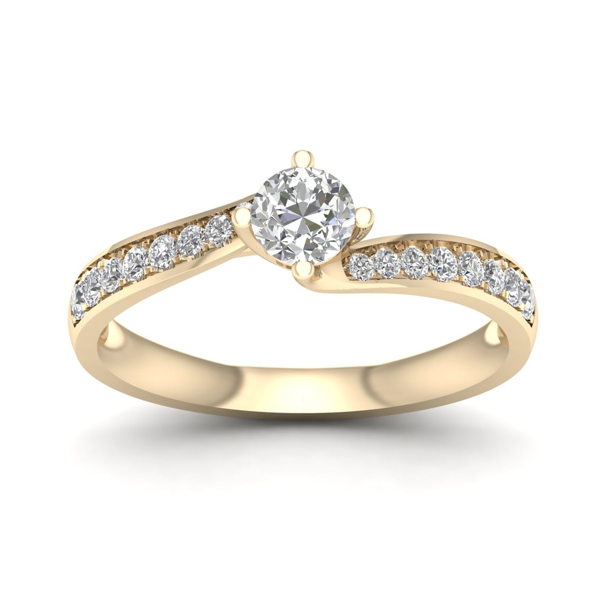 hers set wedding pin and mobius rings ring band couple his diamond
