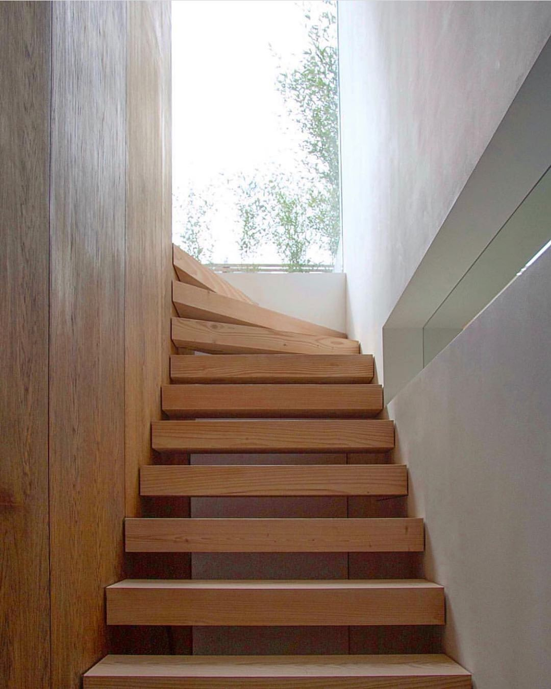 51 Stunning Staircase Design Ideas: Sometimes The Simplest Designs Are The Most Beautiful