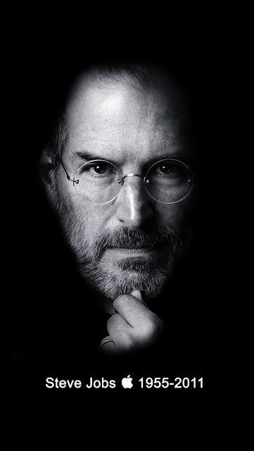 IPhone 5 Steve Jobs Wallpaper HD