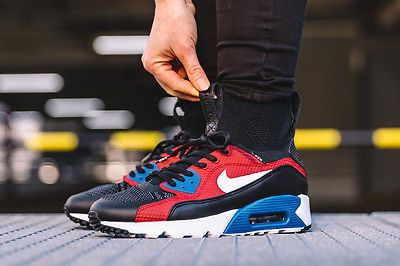 Nike Air Max 90 Ultra Superfly HTM Black/White 850613-001 (All Size) QS  Limited