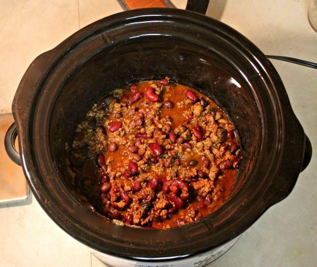 Crock-Pot Venison Chili | The Running Doc | Venison ...