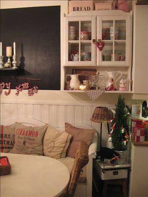 Joulun tunnelmaa ja piparien tuoksua :)