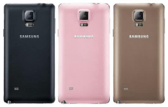 Harga Samsung Galaxy Note 4 Duos Spesifikasi Super Amoled Dual Sim