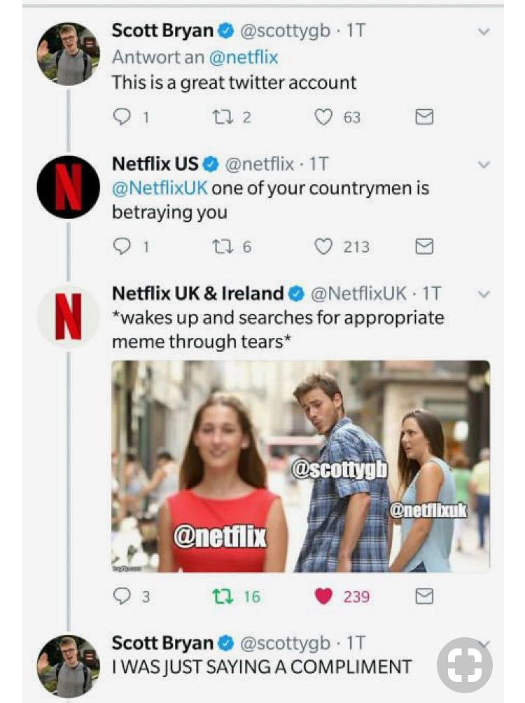 Who Runs The Netflix Twitter Accounts With Images Really