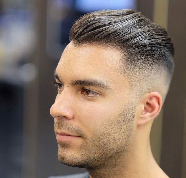 Tipos de peinados para hombres imagenes