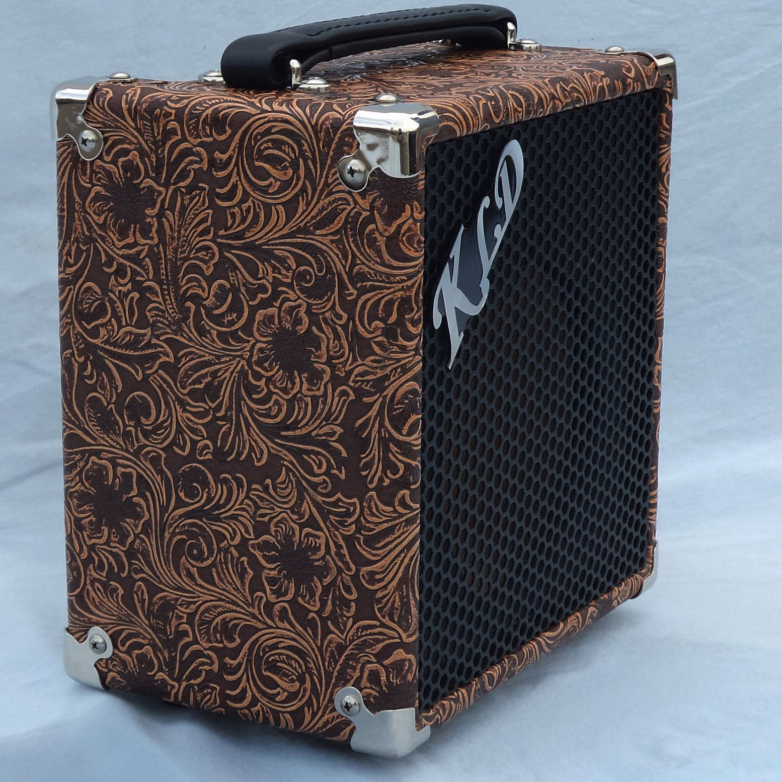 KLD GT5E Combo Covered By Western Tolex