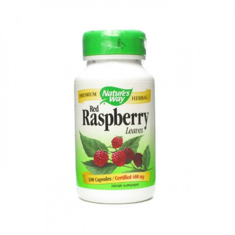 Nature S Way Raspberry Ekstrakt Ot Malina Top Cena Red Raspberry Leaf Red Raspberry Raspberry