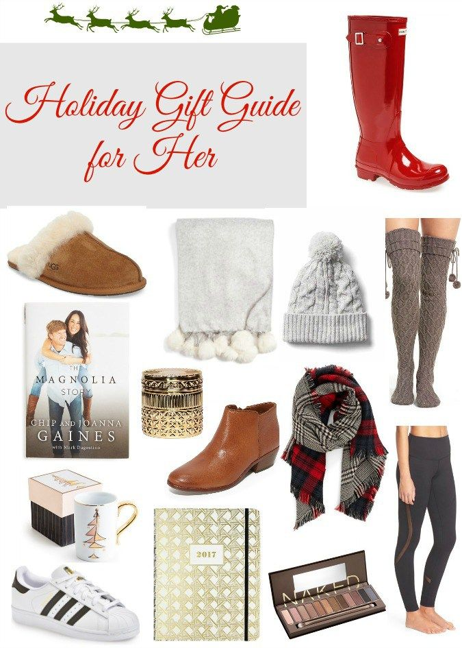 Holiday Gift Guide for Her Christmas gifts for wife