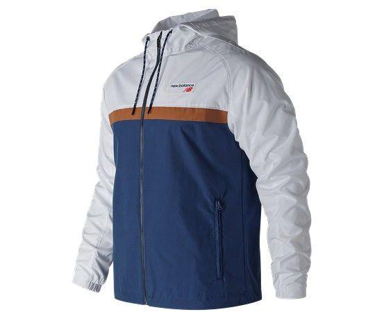 1b132ccfa45f4 New Balance Nb Athletics 78 Jacket - Black Xs | Products | Jackets ...
