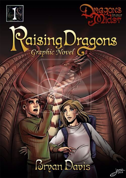 Cover for the graphic novel dragons in our midst oracles of fire cover for the graphic novel ccuart Image collections