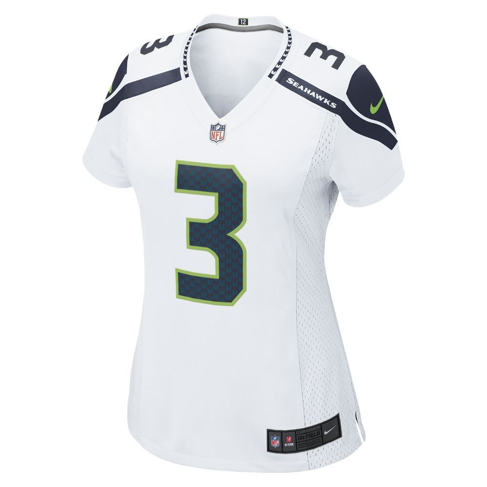 new product 5143f bcc9b NFL Seattle Seahawks (Russell Wilson) Women's Game Football ...