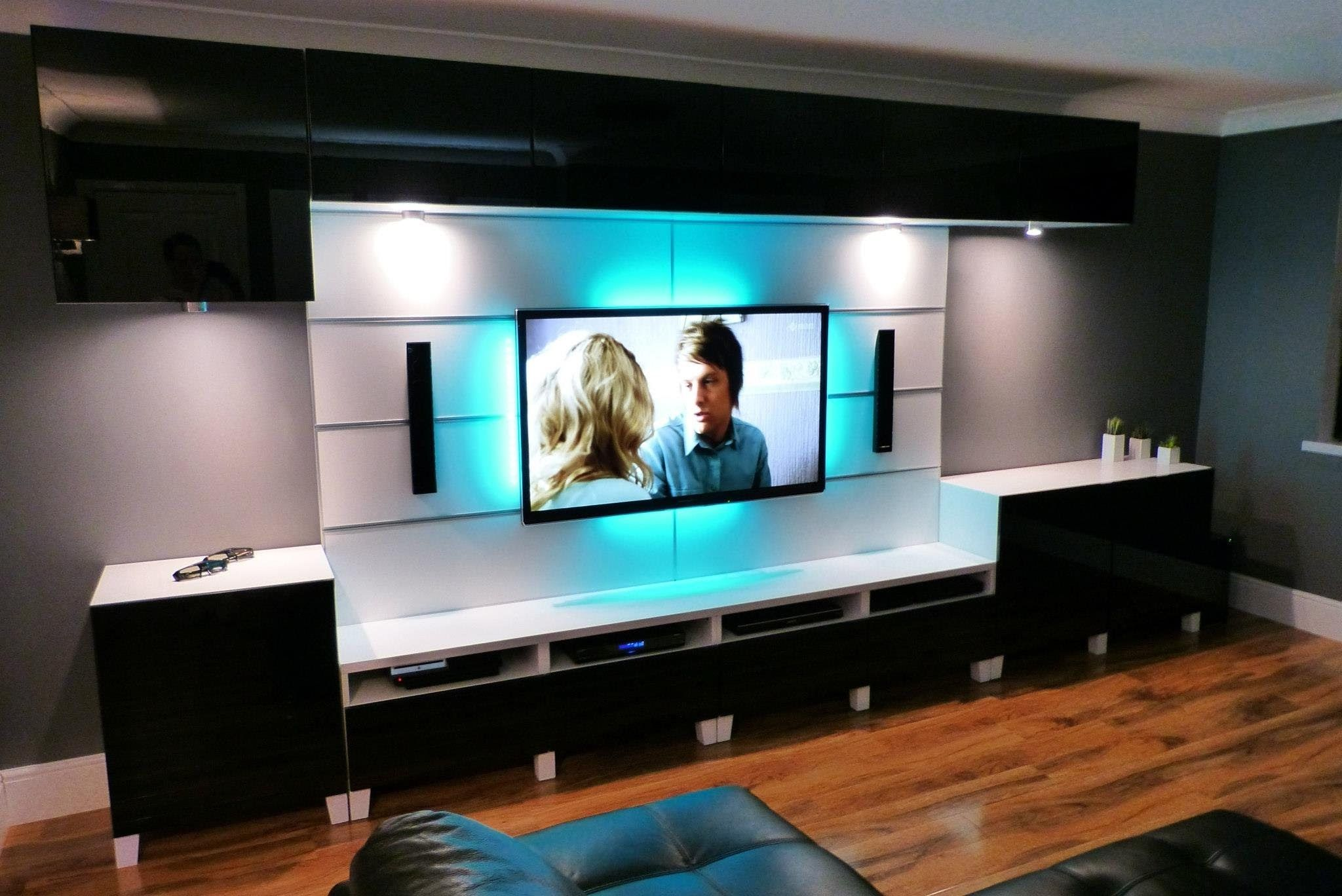 Tv Paneel Ikea Ikea Besta Back Panel Ideas Decoracion Cuarto In 2019