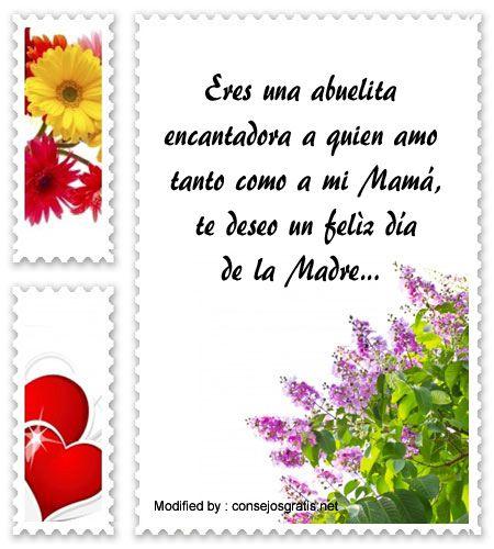descargar frases bonitas para el dia de la Madre,descargar mensajes para el dia de la Madre: http://www.consejosgratis.net/frases-del-dia-de-la-madre-para-abuelitas/
