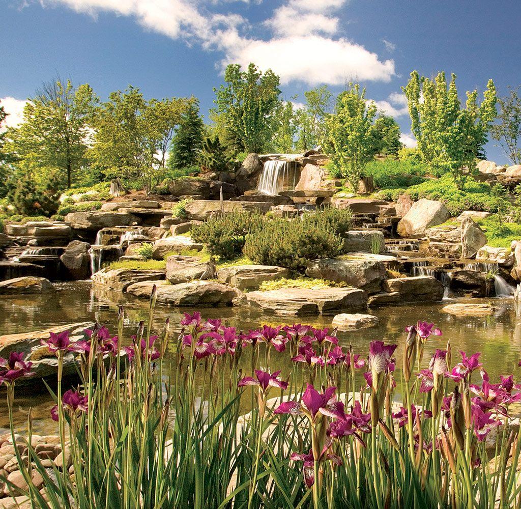 Frederik Meijer Gardens & Sculpture Park, Grand Rapids, Michigan ...