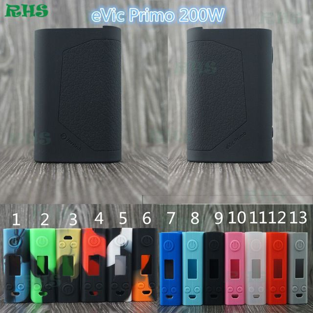 Special offer New released silicone case for Joyetech evic primo