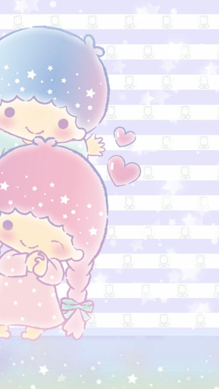 Little Twin Stars キキララ 壁紙