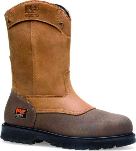 Timberland Men's Rigmaster Waterproof Steel Toe Wellington