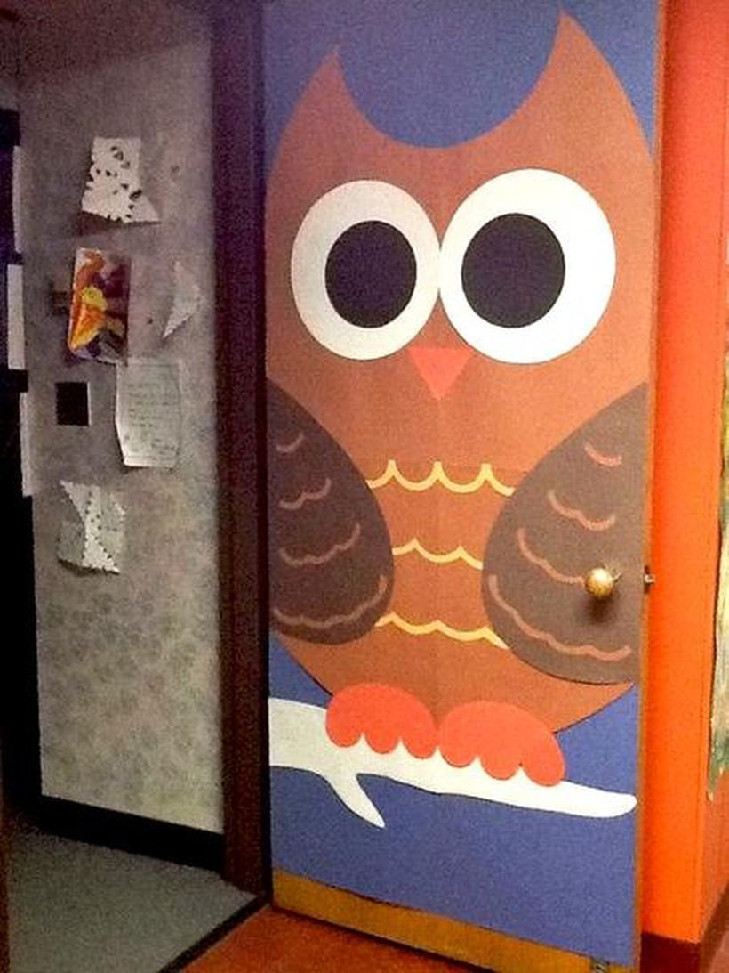 30 Fall Classroom Decoration Ideas to Bring the Spirit of the Season for Your Students #falldoordecorationsclassroom 30 Fall Classroom Decoration Ideas to Bring the Spirit of the Season for Your Students # #classroomcraft #classroomdecoration #fallclassroomdecoration #fallclassroomtouch, #Interior Design #halloweenclassroomdoor