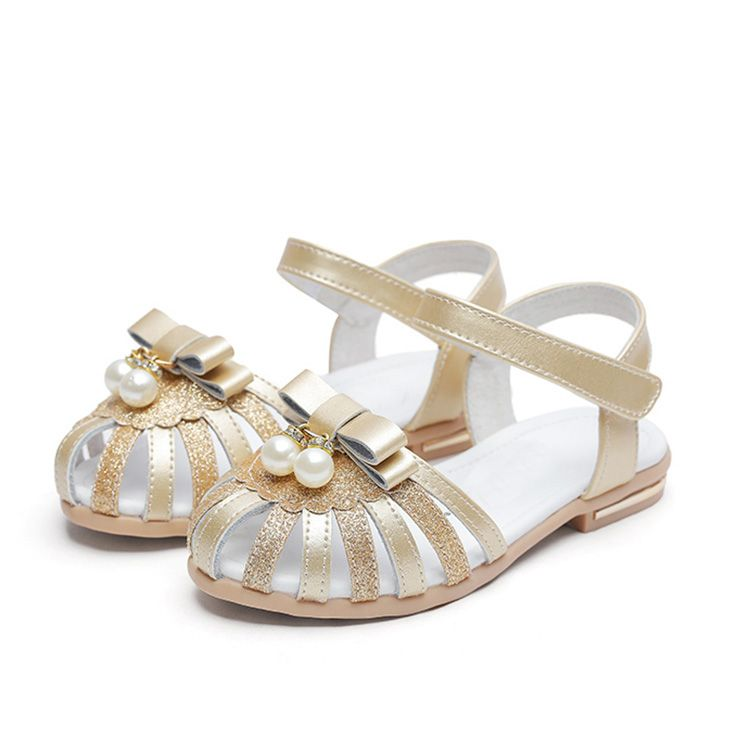New arrivals the fashion baby girl sandals.#Leather and