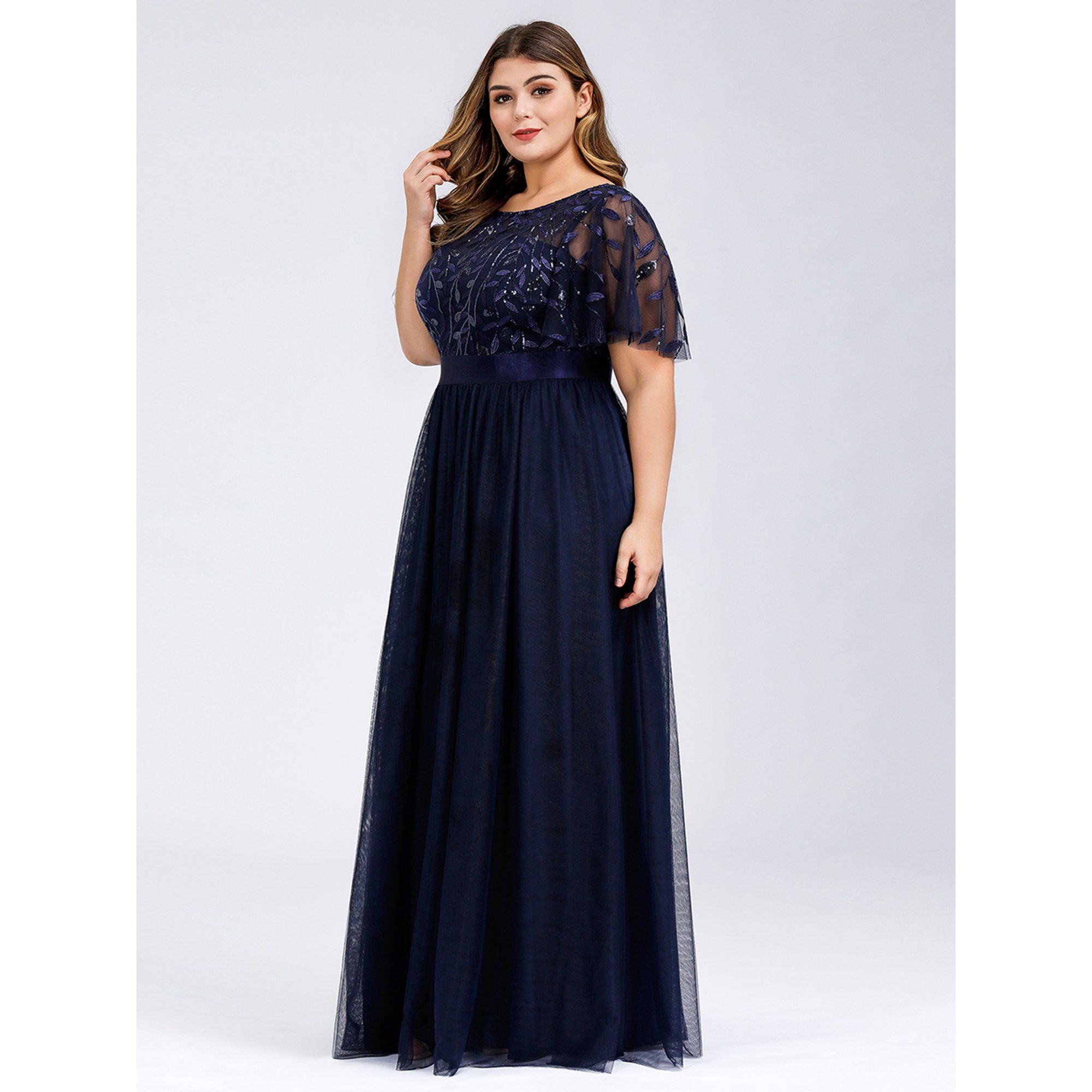 Ever Pretty Ever Pretty Womens Plus Size Wedding Gown Mother Of The Bride Dresses For Women 09042 Navy Blue Us24 Walmart Com Bridesmaid Dresses Plus Size Mother Of The Bride Dresses Beautiful [ 2000 x 2000 Pixel ]
