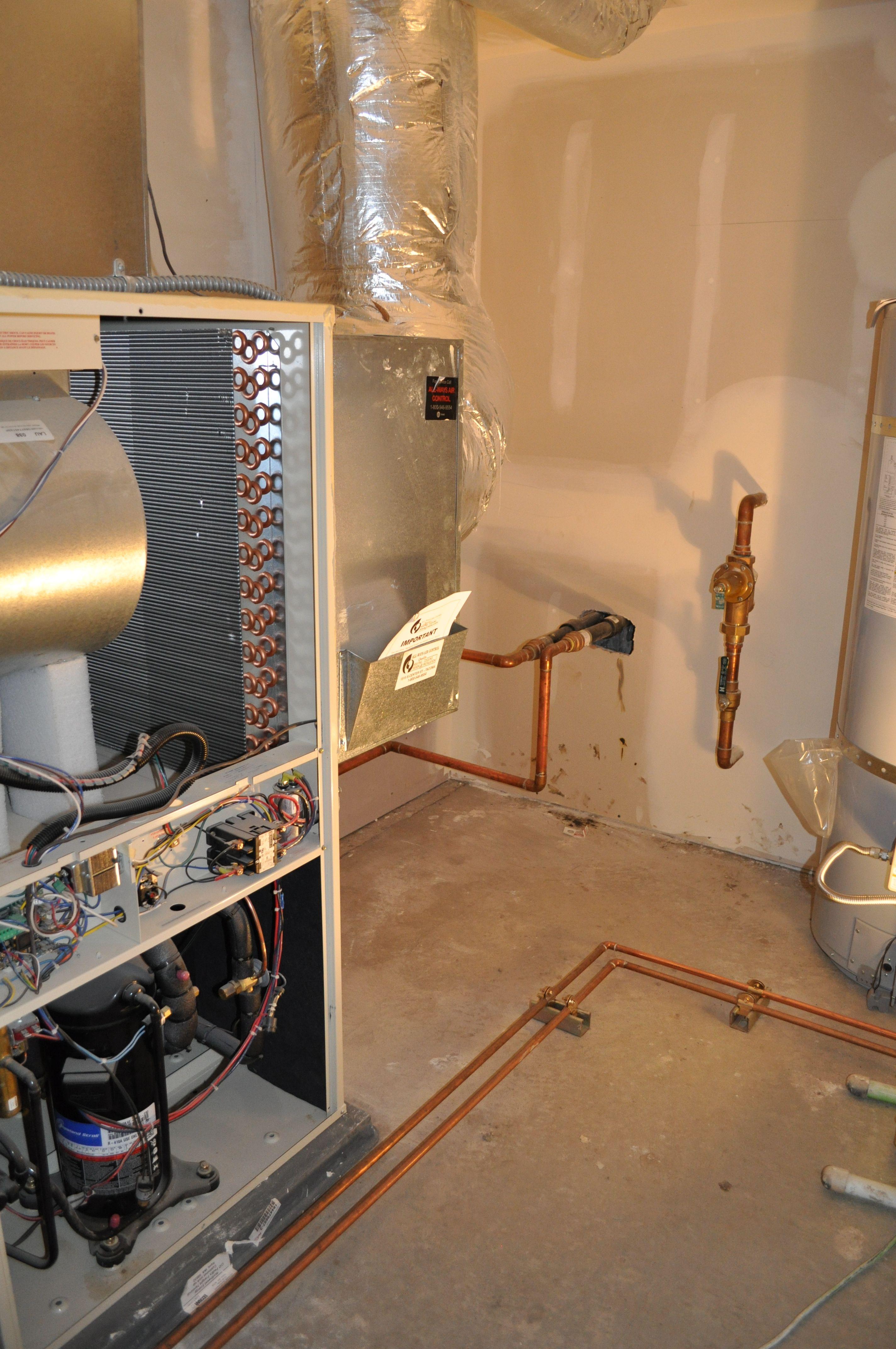 Plumbing Repairs And Maintenance Heat Pump Repair Heating