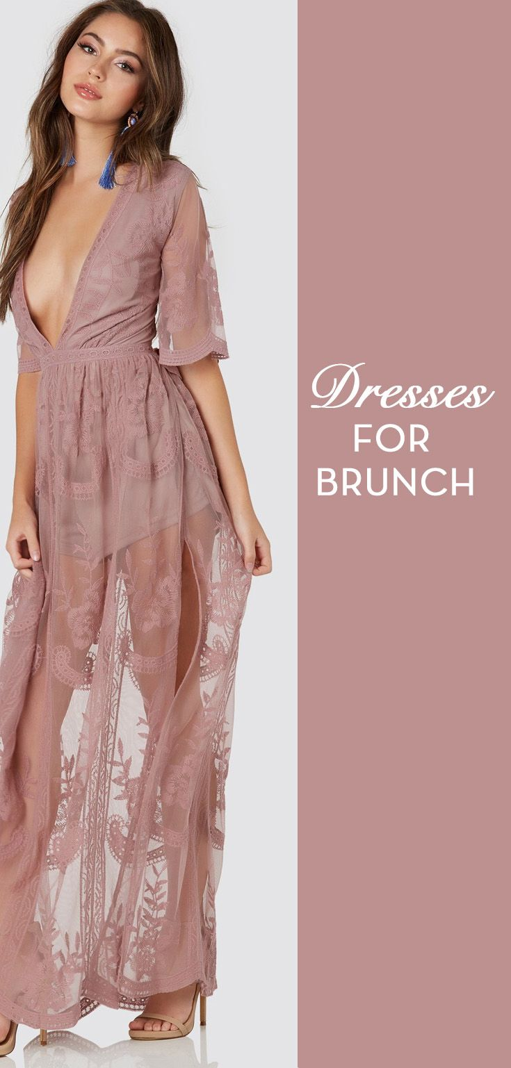 Dresses for brunch | trends | Pinterest | Estilo