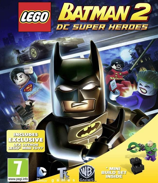 LEGO Batman 2: DC Superheroes wholesale