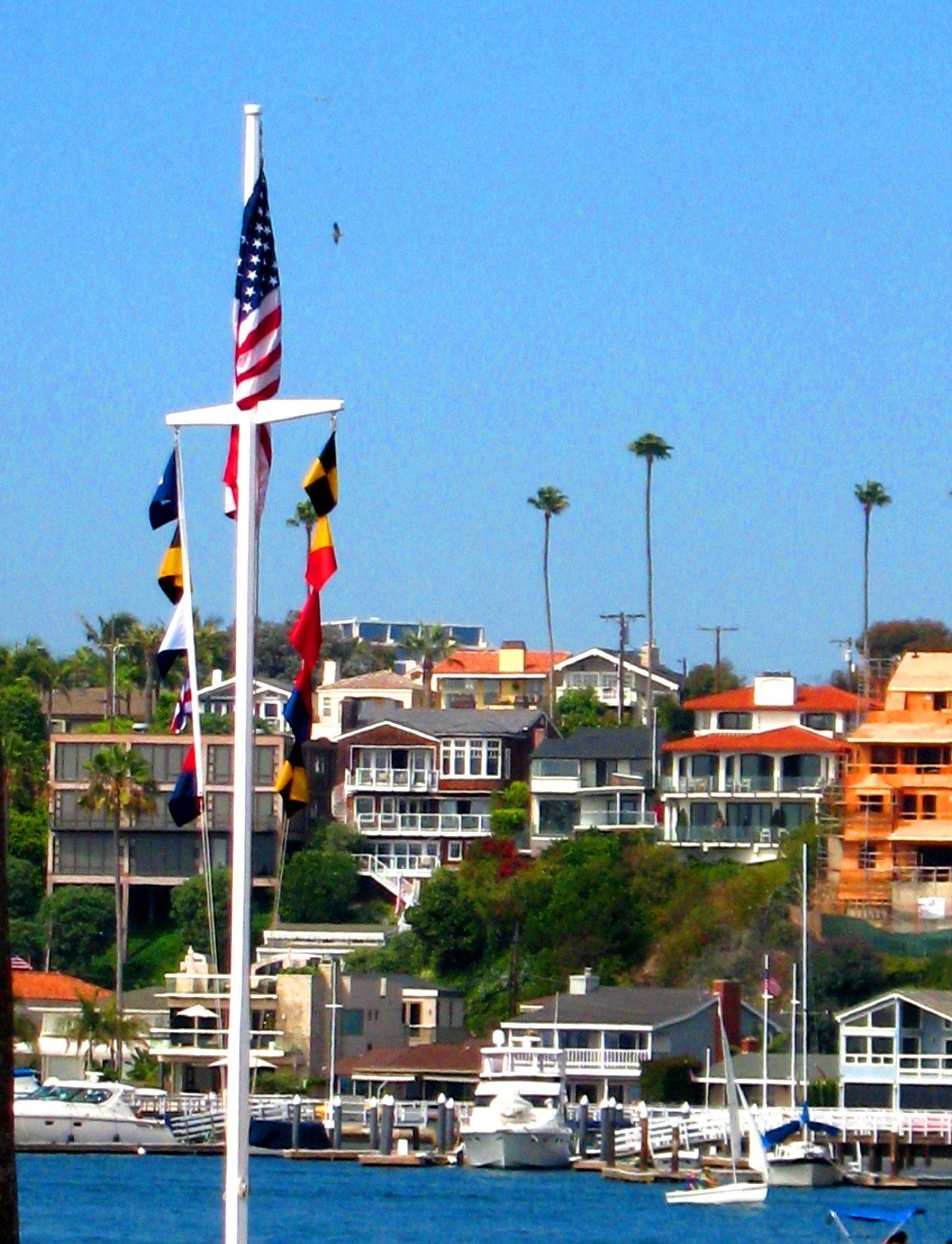 The Wedge Newport Beach California