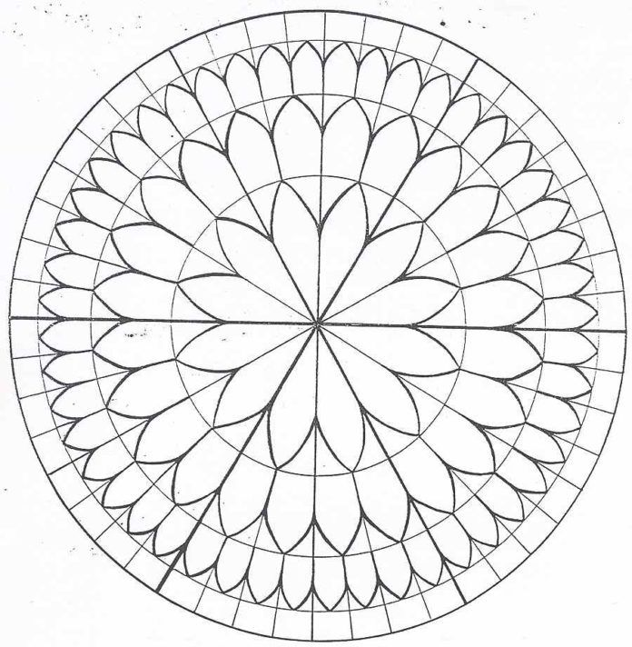190 Mandalas para Colorear para niños   Mandalas   caratulas ...
