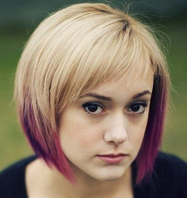 Pleasing 1000 Images About Fun Hair On Pinterest Blondes Ombre And Hair Short Hairstyles For Black Women Fulllsitofus